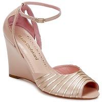 Pantofi Femei Sandale  Sarah Chofakian LA PARADE Roz / Auriu