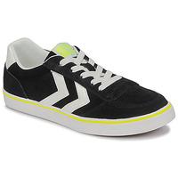 Pantofi Copii Pantofi sport Casual Hummel STADIL 3.0 JR Negru / Alb