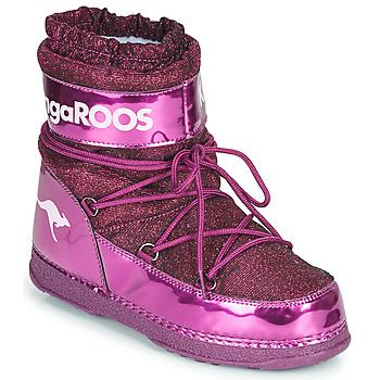 Pantofi Femei Ghete Kangaroos K-MOON Violet