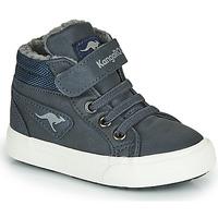 Pantofi Băieți Pantofi sport stil gheata Kangaroos KAVU I Albastru