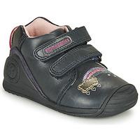 Pantofi Fete Pantofi sport Casual Biomecanics BOTIN TWIN Bleumarin