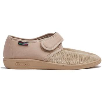 Pantofi Femei Papuci de casă Gaviga GA143be blu