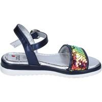 Pantofi Fete Sandale  Joli BM757 Albastru