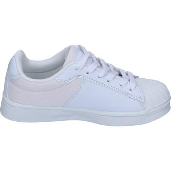 Pantofi Băieți Sneakers Beverly Hills Polo Club BM761 Alb
