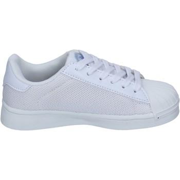 Pantofi Băieți Sneakers Beverly Hills Polo Club BM762 Alb