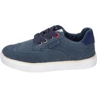 Pantofi Băieți Sneakers Beverly Hills Polo Club BM771 Albastru
