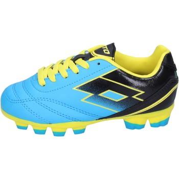 Pantofi Băieți Fotbal Lotto BM774 Albastru