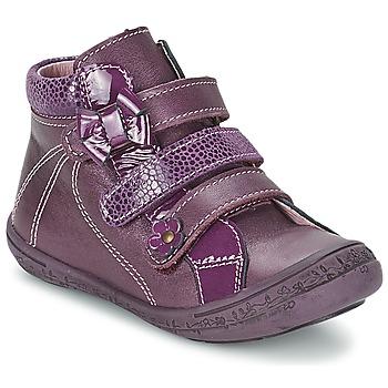 Pantofi Fete Ghete Citrouille et Compagnie FALIE Violet