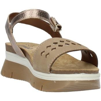 Pantofi Femei Sandale  Imac 509190 Beige