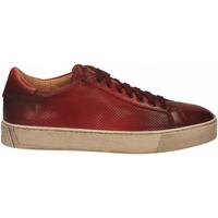 Pantofi Bărbați Pantofi Derby Santoni DERBY 7 OCC. FORGOOSE rosso