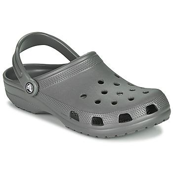 Pantofi Saboti Crocs CLASSIC Grafit