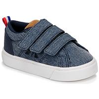 Pantofi Copii Pantofi sport Casual Le Coq Sportif VERDON CLASSIC Albastru