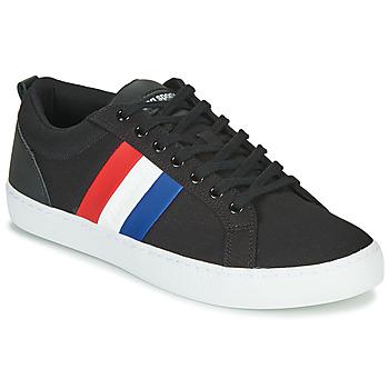 Pantofi Bărbați Pantofi sport Casual Le Coq Sportif VERDON CLASSIC FLAG Negru