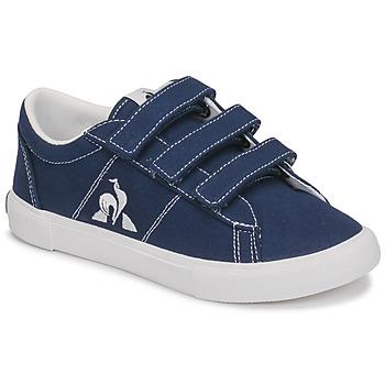 Pantofi Copii Pantofi sport Casual Le Coq Sportif VERDON PLUS PS Albastru