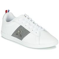 Pantofi Pantofi sport Casual Le Coq Sportif COURTCLASSIC GS Alb