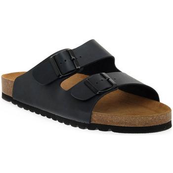 Pantofi Femei Papuci de vară Bioline 420 BLU PREMIER Blu