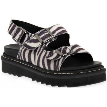 Pantofi Femei Sandale  Sono Italiana SANDALO Nero