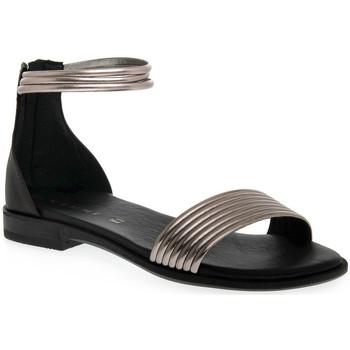 Pantofi Femei Sandale  Sono Italiana CRAST NERO Nero