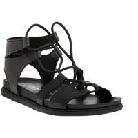 Pantofi Femei Sandale  Sono Italiana TERRY NERO Nero