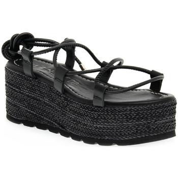 Pantofi Femei Sandale  Vienty NOX NERO Nero