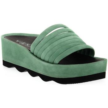 Pantofi Femei Papuci de vară Vienty RUBI ANTE Rosso