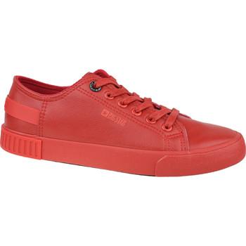 Pantofi Femei Pantofi sport Casual Big Star Shoes Big Top Rouge