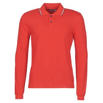 Îmbracaminte Bărbați Tricou Polo manecă lungă Casual Attitude NILE Roșu