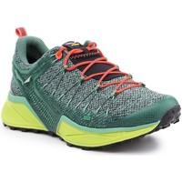 Pantofi Femei Trail și running Salewa Trekking shoes  Ws Dropline 61369-5585 green