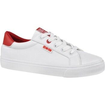 Pantofi Femei Pantofi sport Casual Big Star EE274311 Alb, Roșii