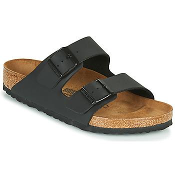 Pantofi Papuci de vară Birkenstock ARIZONA LARGE FIT Negru