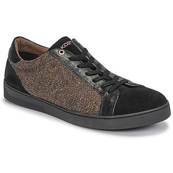 Pantofi Bărbați Pantofi sport Casual Kost CYCLISTE 55 Negru / Maro