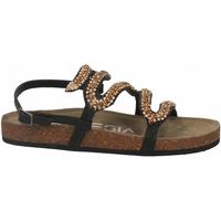 Pantofi Femei Sandale  Strategia MOON bronzo-oro