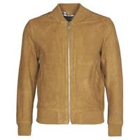 Îmbracaminte Bărbați Jachete din piele și material sintetic Selected SLHBROKE Maro