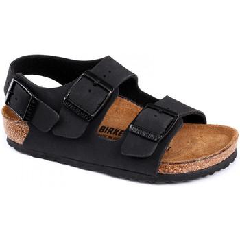 Pantofi Copii Sandale  Birkenstock Milano bf Negru