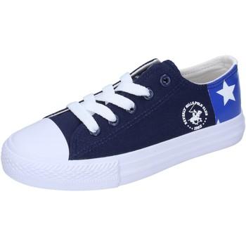 Pantofi Băieți Pantofi sport Casual Beverly Hills Polo Club BM931 Albastru
