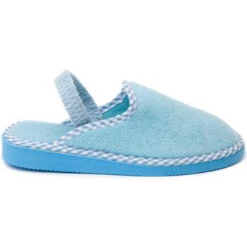 Pantofi Copii Papuci de casă No Name 67318 BLUE