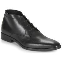 Pantofi Bărbați Ghete Carlington NOMINAL Negru