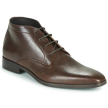 Pantofi Bărbați Ghete Carlington NOMINAL Maro