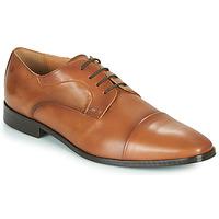 Pantofi Bărbați Pantofi Derby Carlington NOMINEM Camel