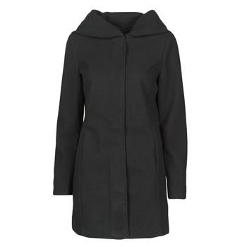 Îmbracaminte Femei Paltoane Vero Moda VMDAFNEDORA Negru