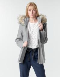 Îmbracaminte Femei Paltoane Vero Moda VMCOLLARYORK Gri