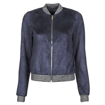 Îmbracaminte Femei Jachete din piele și material sintetic Vero Moda VMSUMMERELISA Albastru