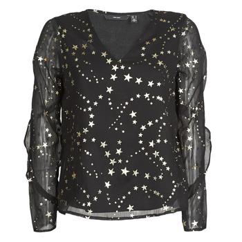 Îmbracaminte Femei Topuri și Bluze Vero Moda VMFEANA Negru