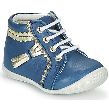 Pantofi Fete Pantofi sport stil gheata GBB ACINTA Albastru