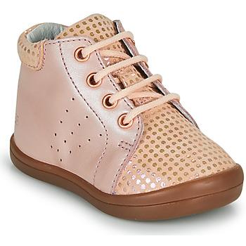 Pantofi Fete Pantofi sport stil gheata GBB NAHIA Roz