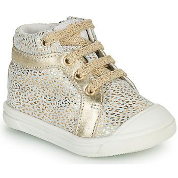 Pantofi Fete Pantofi sport stil gheata GBB NAVETTE Auriu