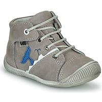 Pantofi Băieți Pantofi sport stil gheata GBB ABRICO Gri