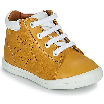 Pantofi Băieți Pantofi sport stil gheata GBB BAMBOU Galben