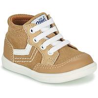 Pantofi Băieți Pantofi sport stil gheata GBB VIGO Bej