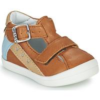 Pantofi Băieți Sandale  GBB BERNOU Coniac